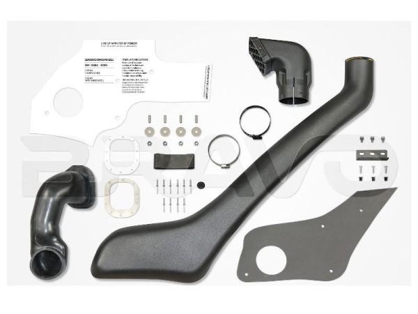 Bravo Snorkel Ansaugschnorchel für Nissan Navara D40 + Pathfinder R51