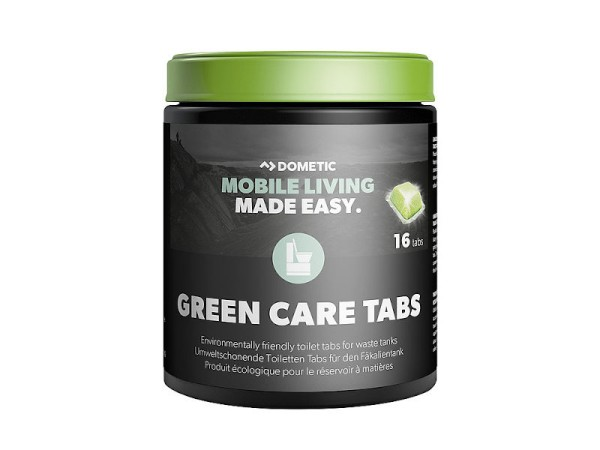 Sanitärzusatz Green Care Tabs - Dometic