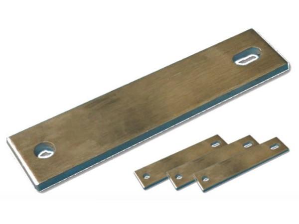 Montageplatte 77-89 mm / 4er-Set zur Dachzelt Befestigung