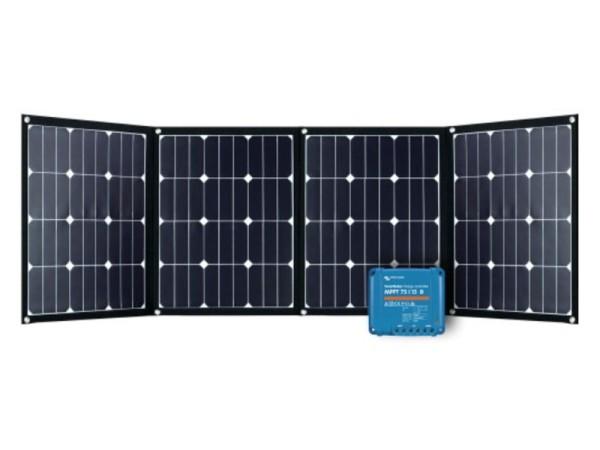 Faltbares Solarmodul 160W Ultra KIT inkl. MPPT 15A
