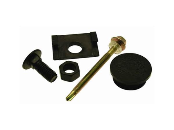 T3 Montagesatz für die Stoßstangenecke - OEM 251898065