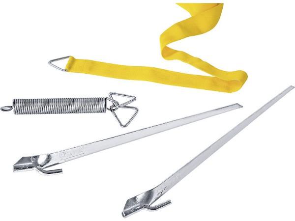 Sturmband Tie-Down für Markisen gelb - Fiamma
