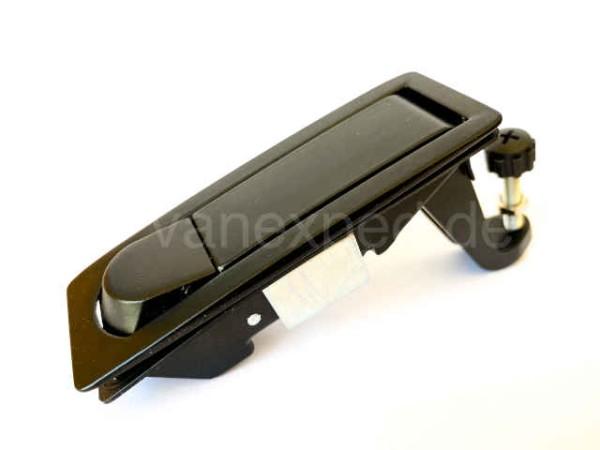 B-Ware Hebelverschluss schwarz pulverbeschichtet