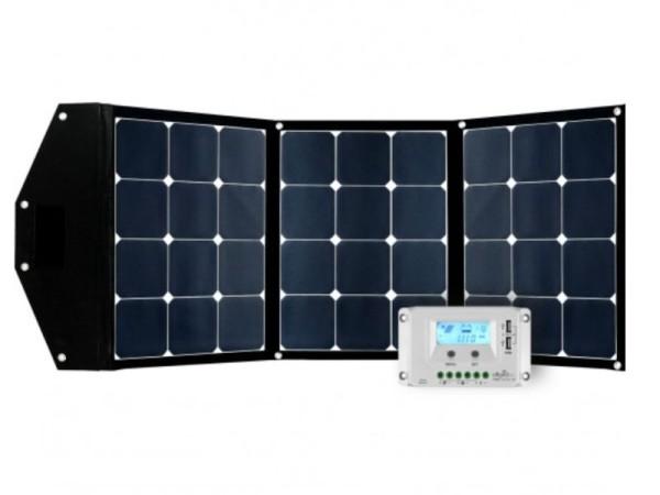 Faltbares Solarmodul FSP-2 120W Ultra KIT inkl. PWM 10A