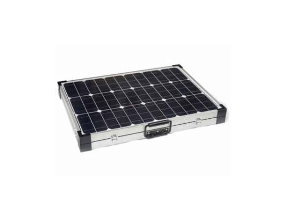 Solarkoffer 100W 2x50W Mono Plug & Load