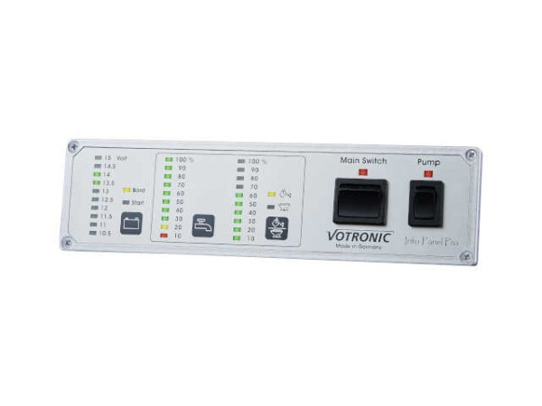 Votronic Info Panel Pro / Tank- und Batterie-Überwachung 5330