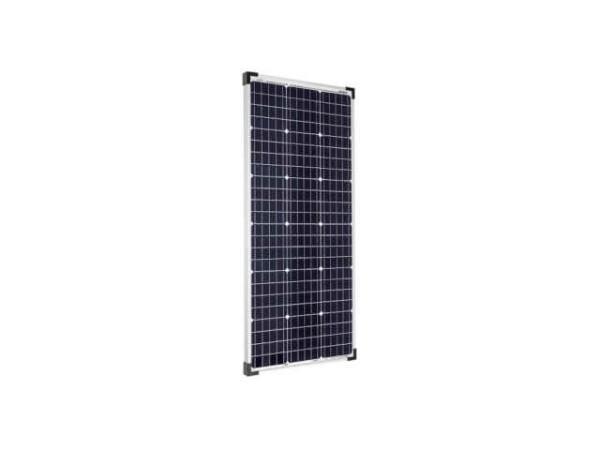 100W Solarmodul 12V monokristallin