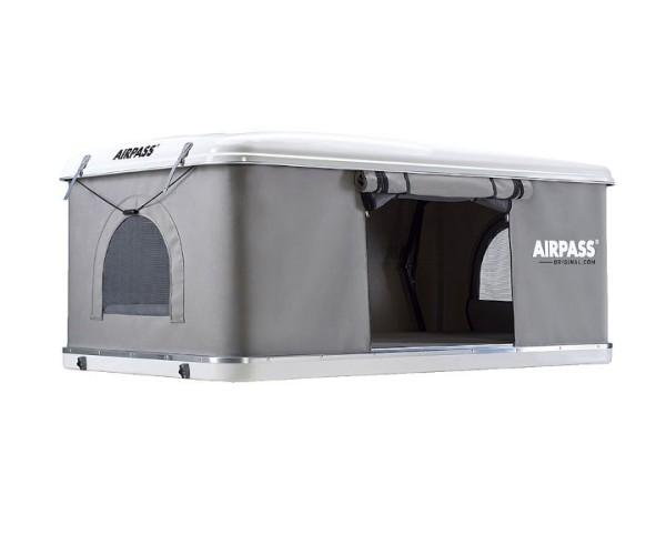 AIRPASS Autohome Hartschalen Dachzelt weiß