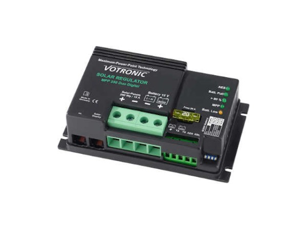Votronic Solar-Laderegler MPP 250 Duo Digital