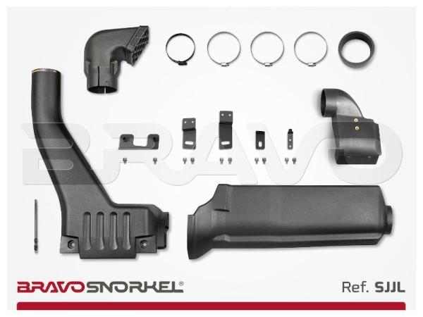 Bravo Snorkel Ansaugschnorchel Jeep Wrangler JL (2017-)