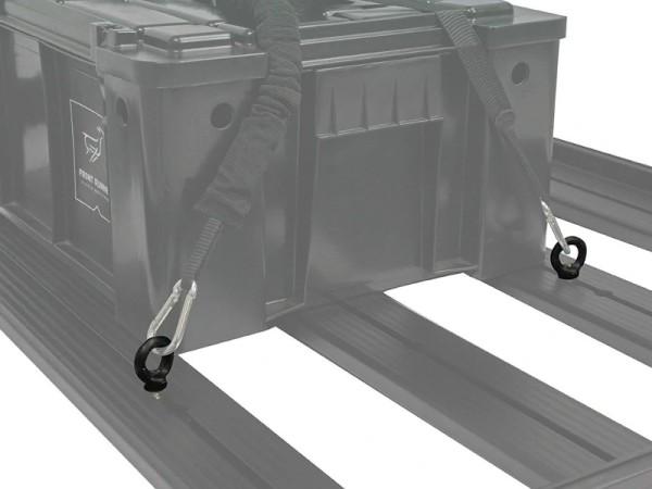 Ringschrauben Zurrösen schwarz galvanisiert - Front Runner