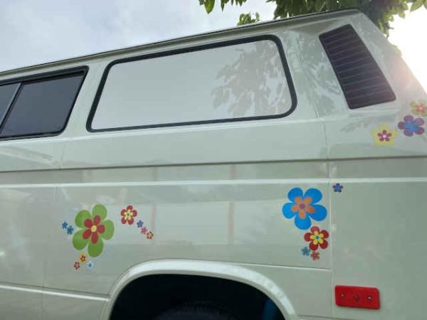 Fensterersatz für Seitenscheibe hinten passend für Bus T3