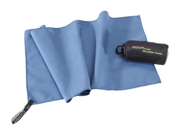 Cocoon Reisehandtuch Ultralight Mikrofaser Towel 120 x 60 cm fjord blue
