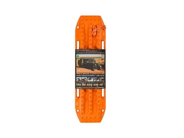 MaxTrax Sandbleche Bergungsboards orange